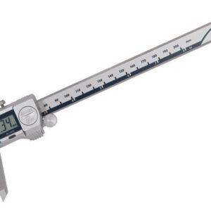 """Thước cặp điện tử Mitutoyo 500-753-20/0-8""""/0-200mm, không có cổng truyền SPC"""