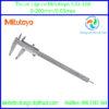 Thước cặp cơ khí  Mitutoyo 530-108/ 0-200mm x 0.05