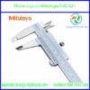 Thước cặp cơ khí  Mitutoyo 530-321/ 0-200mm x 0.05mm phủ carbide