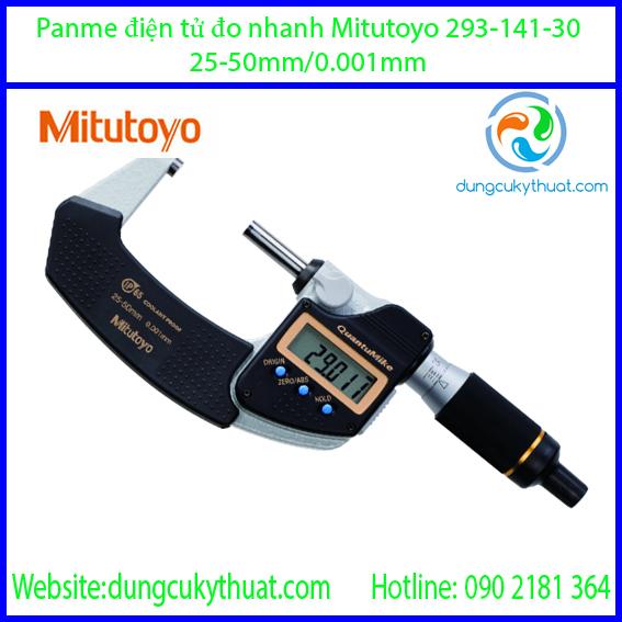 Panme điện tử đo nhanh Mitutoyo 293-141-30/25-50mm/0.001mm