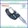 Panme điện tử đo ngoài Mitutoyo 293-230-30/0-25mm/0.001 IP65 (SPC)