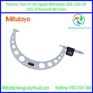 Panme điện tử đo ngoài Mitutoyo 293-256-30/250-275mm (IP65)