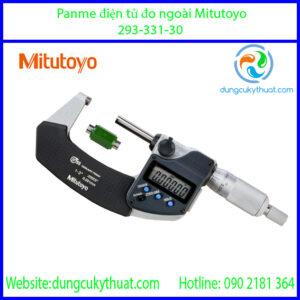 """Panme điện tử đo ngoài Mitutoyo 293-331-30/1-2""""/25-50mm x 0.001mm (SPC)"""