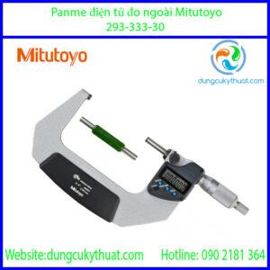 """Panme điện tử đo ngoài Mitutoyo 293-333-30/3-4""""/75-100mm x 0.001mm (SPC)"""