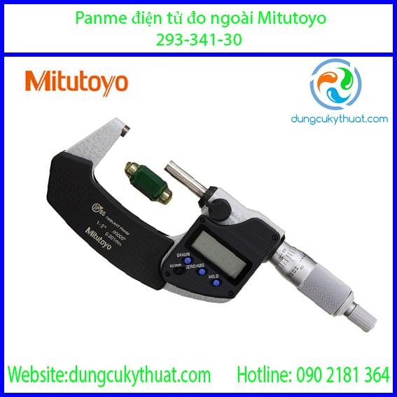 """Panme điện tử đo ngoài Mitutoyo 293-341-30/1-2""""x0.001"""